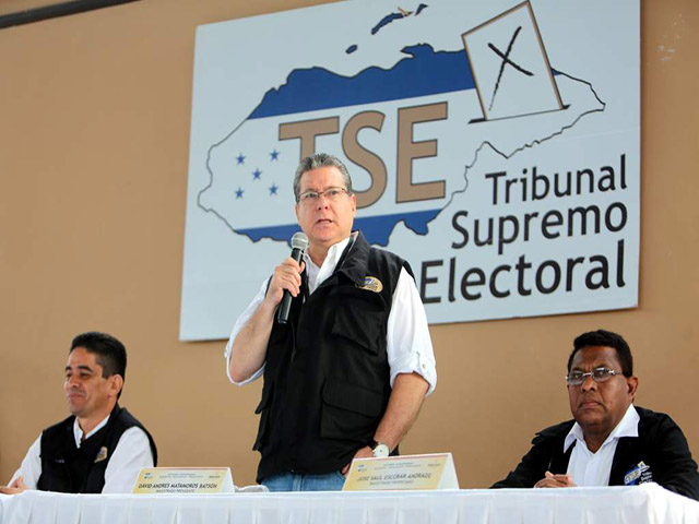 En Honduras las reformas electorales «duermen el sueño de los justos»