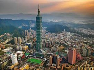 Taipei, capital de China.