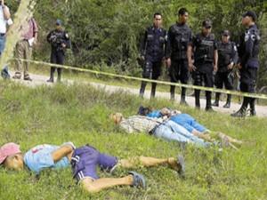 solo en septiembre fueron asesinados 135 niños en honduras según Casa Alianza