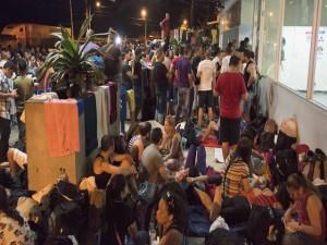 Alrededor de 1,800 cubanos están varados en Costa Rica