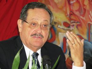 Edmundo Orellana Mercado, exFiscal General de Honduras.