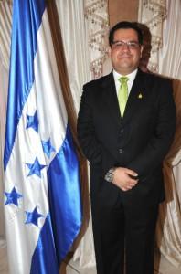 Celino Aguilera Amador, miembro del Consejo de la Judicatura y de la Carrera Judicial