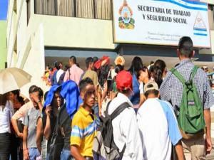 El desempleo en Honduras incide directamente para que los niveles de pobreza se sigan profundizando.