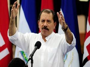 El presidente de Nicaragua, Daniel Ortega dice que almagro se cree el emperador