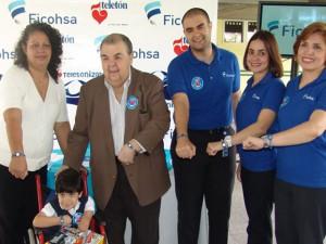 Banco Ficohsa es uno de los principales patrocinadores de Teletón en Honduras