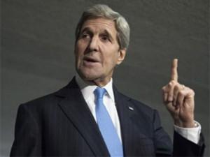 John Kerry, secretario de Estado de EE UU