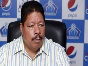 Jorge Cabrera Rajo, presidente de la Federación Salvadoreña de Fútbol (FESFUT)