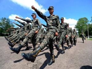 La tasa de seguridad y la militarización de la seguridad del país no han sido respuesta para comabtira la criminalidad y la inseguridad en Honduras.