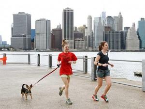 La navidad en Nueva York fue tipo verano debido a las altas temperaturas