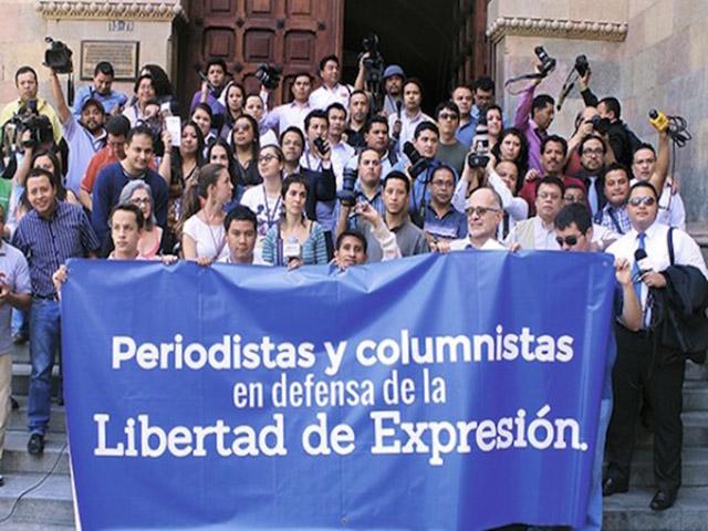 En peligro la libre emisión del pensamiento en México y Guatemala