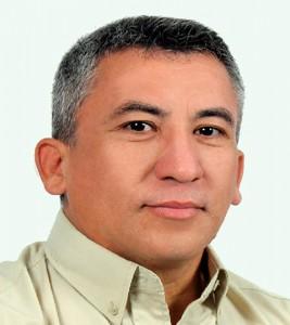 Bartolo Fuentes diputado de Libertad y Refundación por el departamento de Yoro.