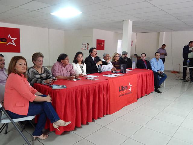 """El periodismo y Libertad y Refundación """"libre"""""""