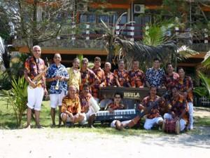 La tradicional y famosa Marimba Usula