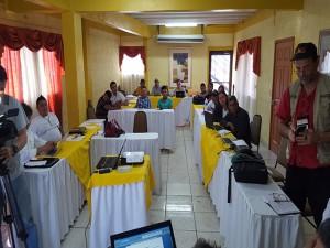 Asamblea de la AMCH en Tegucigalpa el pasado fin de semana