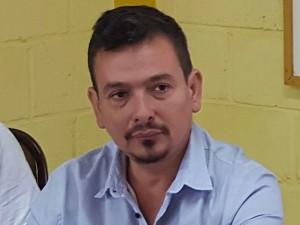 Carlos Enamorado , coordinador de la AMCH