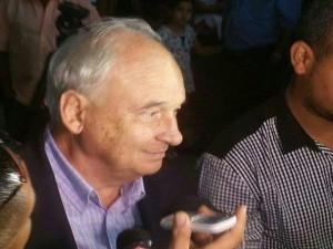 Juan Pablo Corlazzoli García, Coordinador del Observatorio de la Sociedad Civil.