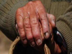 Los ancianos son quienes mas padece de la enfermedad
