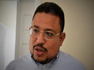 Omar Rivera director de APJ
