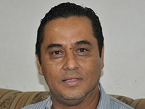 Eleazar Juárez diputado de Libre por el departamento de Valle