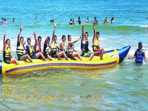 El gobierno quiere meter la idea que mas de 3 millones de hondureños hicieron turismo interno esta semana santa