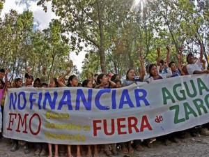 Las voces del Copinh han sido escuchadas por el FMO