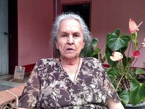 Austra Berta Flores, madre de Berta Cáceres firma la convocatoria