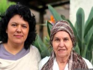 Berta y Mamá
