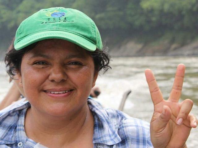 Berta Cáceres, crimen político