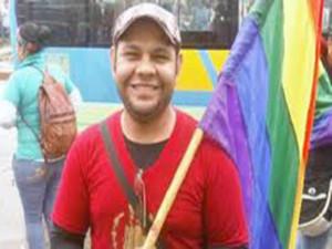 Erick Martínez Avila fue asesinado por su trabajo en defensa de los derechos de los grupos LGTB