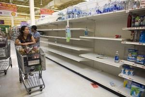 Esta foto de un supermercado en Estados Unidos fue usada para decir que era en Venezuela, para desinformar y atacar ese país