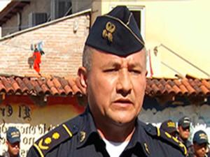 Comisionado Henry Osorto