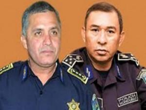 Ricardo Ramírez del Cid y José Luis Muñoz Licona ambos fueron directores nacionales de la policía.