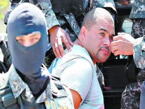 """Carlos """"el Negro"""" Lobo, fue el primer extradiitado"""