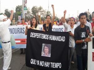 Las exigencias de justicia seguirán en las calles junto al pueblo