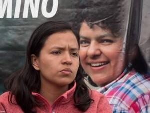 Olicia Zúniga Cáceres, asegura que la lucha por descubir a los asesinos intelectuales de su madre, seguirá firme y con mayor fuerza.
