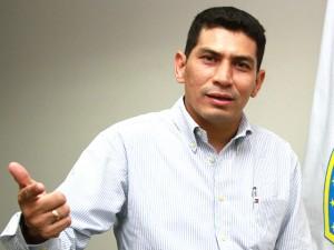 Walter Banegas diputado del Pac por Cortés