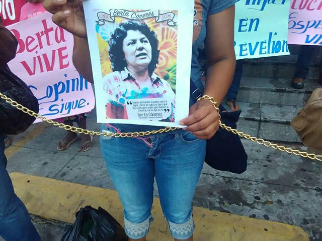 Berta Cáceres y su lucha: hoja de ruta en la transformación de los pueblos