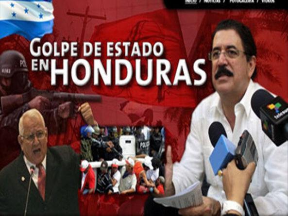 La dictadura que vivimos en Honduras, no en Venezuela