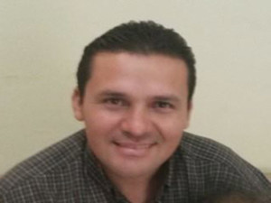 Cárlenton Dávila, regidor del PAC en la alcaldía de Tegucigalpa