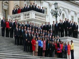 Los congresistas peticionarios