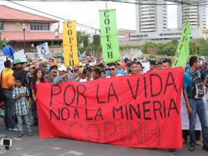 Los pueblos indígenas y negros de Honduras defienden sus territorios