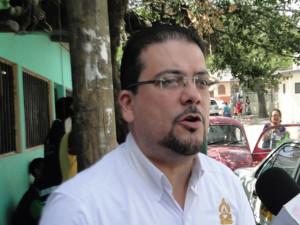 Francis Contreras actual viceministro de salud