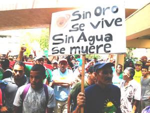 Los pueblos de Honduras siguen luchando contra la minería