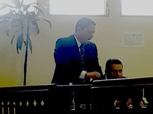 Carmona opina en los juicios en Honduras mientras los titulares del Poder Judicial y del Ministerio Público callan el hecho