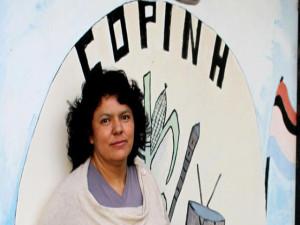 Asesinatos como el de Berta Cáceres y otros lideres se dan por la defensa de los territorios