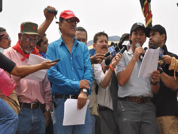 En Honduras las centrales obreras ciegas, sordas y mudas ante la corrupción