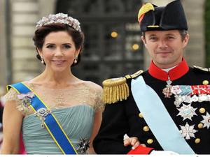 La princesa María de Dinamarca se preguntó en las redes sociales ¿quien invito a JOH?