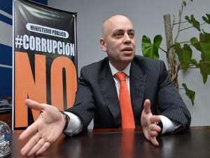 Oscar Fernando Chinchilla, Fiscal General de Honduras
