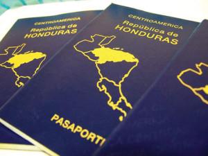 pasaportes-hondureños