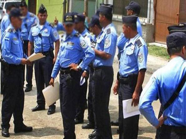 Policía Nacional de Honduras y los procesos de adecentamiento